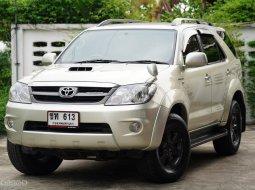 2007 Toyota Fortuner 3.0 V 4WD ออกรถฟรีดาวน์