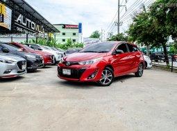 2019 ขายด่วน!! Toyota Yaris 1.2G+ รถสวยสภาพป้ายแดง