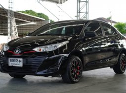 2018 Toyota Yaris Ativ 1.2 J รถเก๋ง 4 ประตู ดาวน์ 0%