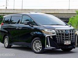 2019 Toyota ALPHARD 2.5 HYBRID SR C-Package E-Four 4WD รถตู้/MPV รถสภาพดี มีประกัน