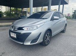 ✅สดลดได้✅จัดไฟแนนซ์ได้✅รับตีเทิน✅2017 Toyota Yaris Ativ 1.2 E รถเก๋ง 4 ประตู