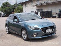 Mazda 3 Sports 2.0 SP ปี 2014 รถบ้านมือแรกทรงสวยตัวรถไม่มีอุบัติเหตุขับดีพร้อมใช้