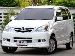2011 Toyota AVANZA 1.5 E Exclusive รถ MPV ดาวน์ 0%