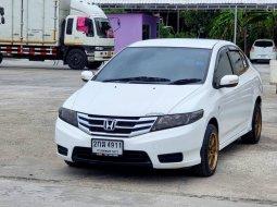 ขายรถมือสอง Honda city 1.5 AT ตัว V ปี 2013