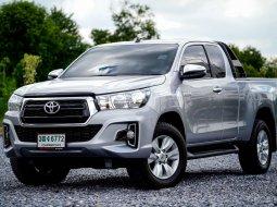 2018 Toyota Hilux Revo 2.4 J Plus Prerunner ออกรถฟรีดาวน์