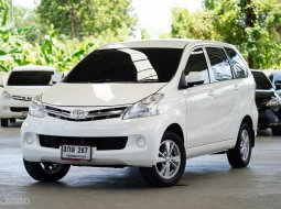 2014 Toyota AVANZA 1.5 E  ดาวน์ 0%