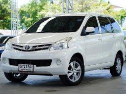 2014 Toyota AVANZA 1.5 E ออกรถง่ายมาก