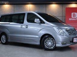 2017 Hyundai Grand Starex 2.5 VIP Wagon AT Minorchange Version สุดท้าย เป็นรุ่น Top สุด มาพร้อม Option