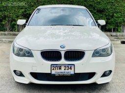 2009 BMW 520d 2.0 Sport รถเก๋ง 4 ประตู รถบ้านแท้