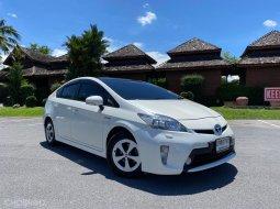 2013 Toyota Prius 1.8 Hybrid Top option grade A/T รถเก๋ง 5 ประตู