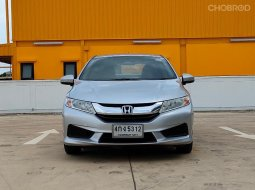 2015 Honda CITY 1.5 V i-VTEC รถเก๋ง 4 ประตู ดาวน์ 0%