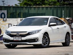 2019 Honda CIVIC 1.8 EL i-VTEC รถเก๋ง 4 ประตู ดาวน์ 0%