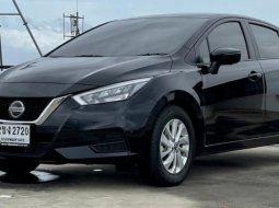 2021 Nissan Almera 1.0 V รถเก๋ง 4 ประตู