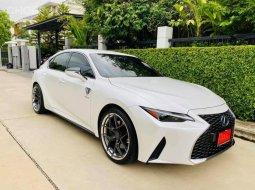 2021 Lexus IS 300H 2.5 Premium รถเก๋ง 4 ประตู รถบ้านแท้