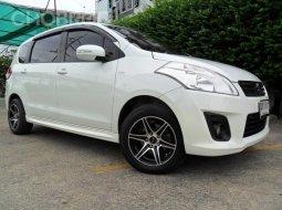 Suzuki Ertiga 1.4GX ปี 2014 ประวัติศูนย์ มือเดียว บางเดิม ยางใหม่ ฟรีดาว์น