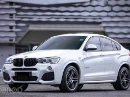 2015 BMW X4 2.0 xDrive20d M Sport 4WD รถเก๋ง 4 ประตู รถสวย