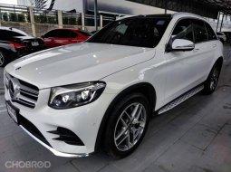 2020 Mercedes-Benz GLC250 2.1 d 4MATIC AMG Dynamic 4WD SUV รถบ้านมือเดียว