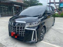 2019 Toyota ALPHARD 2.5 S C-Package รถตู้/MPV