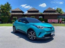 2020 Toyota C-HR 1.8 HV Hi  รถสวย
