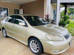 2004 Toyota Corolla Altis 1.8 E รถเก๋ง 4 ประตู ขาย