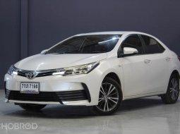 2018 Toyota Corolla Altis 1.8 E มือเดียวแท้ ออกรถ 0 บาท ผ่อนได้นาน 84เดือน