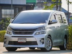 2008 Toyota VELLFIRE 2.4 V รถตู้/MPV ดาวน์ 0%