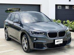 BMW X1 sDrive20d M Sport 2019 ไมล์น้อย 27,xxx km เหมือนได้ป้ายแดงเลยจ้า