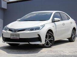2018 Toyota Corolla Altis 1.8 E (MNC) AUTO ไมล์น้อย ไมล์แท้ โทร 0990589950 ดาว