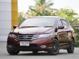 2013 Honda CITY 1.5 S CNG รถเก๋ง 4 ประตู ฟรีดาวน์