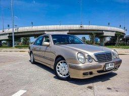 Benz E240 W210 V6 Auto ปี2000 การันตีรถสวย