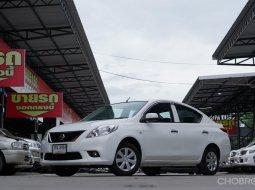 2012 Nissan Almera 1.2 E รถเก๋ง 4 ประตู ออกรถง่าย