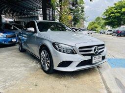 Benz c220d  ดีเซล 3,000กม แท้ๆ w205 ปี 2020