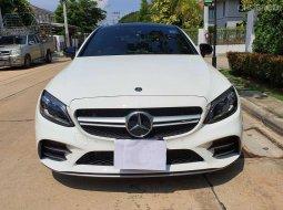 ขายรถ Mercedes-Benz C43 3.0 AMG 4MATIC 4WD ปี2020 รถเก๋ง 2 ประตู