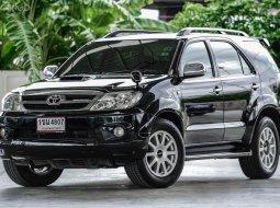 2007 Toyota Fortuner 3.0 Smart V 4WD SUV ออกรถฟรี