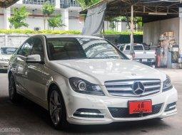 ขายรถ Mercedes-Benz C200 1.8 ปี2012 รถเก๋ง 4 ประตู
