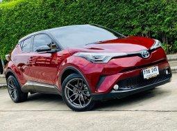 2018 Toyota C-HR 1.8 HV Mid ฟรีดาวน์
