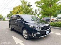 2016 Kia Grand Carnival 2.2 EX รถตู้/MPV เจ้าของขายเอง