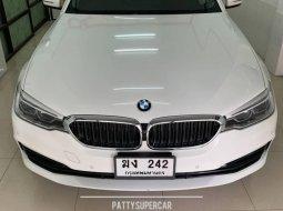 2018 BMW 520d 2.0 M Sport รถเก๋ง 4 ประตู