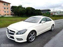 จองให้ทัน Benz CLS350 CDI AMG สีขาว FullOption 2012