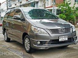 2014 Toyota Innova 2.0 V รถตู้/MPV ผ่อนเริ่มต้น