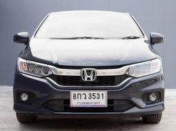 2019 Honda CITY 1.5 SV i-VTEC (เลขไมล์ 13,290 Km)  รับประกันไมล์แท้  ติดต่อ 064-5953555