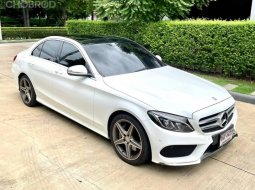 2015 Mercedes-Benz C250 2.0 AMG Dynamic รถเก๋ง 4 ประตู รถสวย