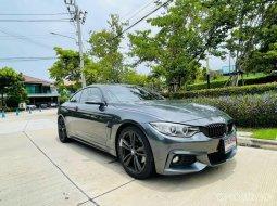 2015 BMW 420d 2.0 M Sport รถเก๋ง 2 ประตู ออกรถง่าย