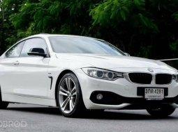 2013 BMW 420Ci 2.0 M Sport รถเก๋ง 2 ประตู รถบ้านแท้