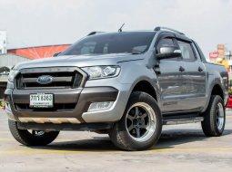 ขายรถบ้านมือสอง 2015 Ford RANGER 2.2 Hi-Rider WildTrak รถกระบะ ฟรีดาวน์