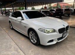 2012 BMW 528i 2.0 M Sport รถเก๋ง 4 ประตู ออกรถง่าย