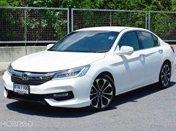 2017 Honda ACCORD 2.0 EL MNC G9 รถเก๋ง 4 ประตู