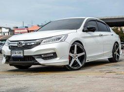 ขาย รถมือสอง 2016 Honda ACCORD 2.0 EL i-VTEC รถบ้านมือเดียว