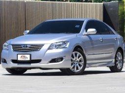 2006 TOYOTA CAMRY 2.4 V รถสวยพร้อมใช้งาน ไม่เคยมีอุบัติเหตุ มีประวัติเซอร์วิสอย่างต่อเนื่อง ราคาสบายกระเป๋า