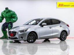 1T-159  Mazda 2 1.3 High Connect รถเก๋ง 4 ประตู ปี 2017